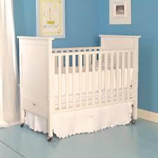 bratt decor dick crib white