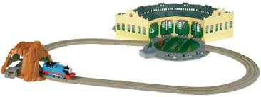 Thomas Tidmouth Sheds Deluxe Set by Trains For Kids Store Trains For Kids