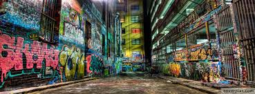 Cool Graffiti Wall Painting Art Covers For Facebook Tumblr
