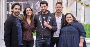 Vh1 Hit The Floor Cast by This Is Us U0027 Cast Hits The Streets With Billy Eichner Mandy Moore
