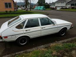 1981 VW Dasher Diesel $1,000 42 MPG For Sale In Portland, Oregon ...