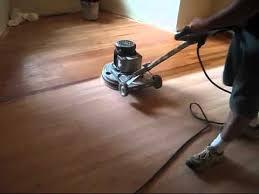 Buffing Hardwood Floors Youtube by Wood Floor Sanding Services Youtube Big Nebraska Pinterest