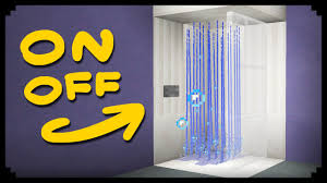 Minecraft Pocket Edition Bathroom Ideas by Minecraft How To Make A Working Shower Youtube