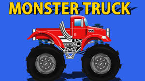 Transformer Monster Truck | Toy Truck | Kids Videos | The Big Chase ...