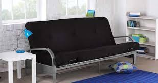 walmart futon sofa bed roselawnlutheran