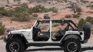 Smittybilt SRC Tubular Doors for Jeep Wrangler Doors