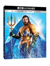 100 Blu Home Video Aquaman Home Video Release Dates Announced For Ray And Digital