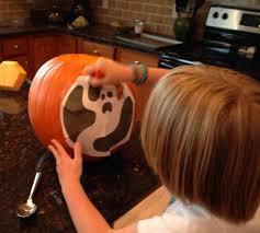 Printable Jason Pumpkin Stencil by Boo