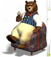 Daddy Bear Illustration 744514