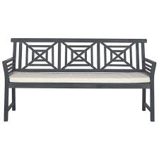Delightful Bench Seat Cushions Outdoor Amusing Cushion ...