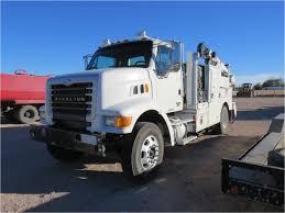 100 Mechanics Truck For Sale 2007 STERLING L7500 Service Mechanic Utility