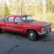 1986 Chevrolet C30 Custom Crew Cab Pickup 4-Door 454 V8 - Dually For ...