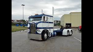 100 Cab Over Truck Detroit Diesel Powered Over S YouTube