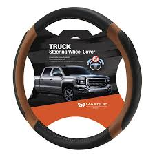 Brown & Black Truck Steering Wheel Cover | Masque Truck Steering Wheel Cover Black Silver 4446cm Roadkingcouk Brown Masque Grey 4748cm 14 F814h Forever Sharp Wheels Scania 3series Black Real Italian Leather Steering Wheel Cover 1987 Wheel In A Truck Stock Photo Image Of Switches 40572066 Fichevrolet Ww Ii Fire Eagle Field Two Steering Wheeljpg Bestfh Rakuten Leather Car Auto American Simulator Youtube Pro Usa Chevy Gm Perforated Ss