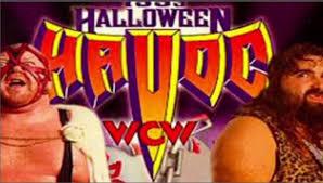 Lloyd Banks Halloween Havoc 2 Genius by Halloween Wwe 2k17 Bill Goldberg Vs Diamond Dallas Page Wcwween