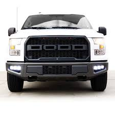 Raptor Style Replacement Front Bumper With 6x LED Fog Lights For ... Honeybadger Off Road Bumpers Shop Aftermarket Custom Truck 72018 F250 F350 Super Duty Fusion Front Offroad Bumper 17fordfb Heavy Rdallsperformance Devolro Front Bumper Kit Toyota Tundra 072017 Ford F150 Review Your Guide To Add Race Series R Raptorpartscom Smittybilt M1 612840 Free Shipping On Orders Over Winch Ready On Sale Addictive Desert Designs F422892680103 Sierra 1500 Warn Ascent 62018 Chevy Silverado Winch Trailready And Rear Installation 2007 Fab Fours And Winches Campways