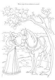 Gallery Of Coloriages Disney Coloriage La Petite Sirene