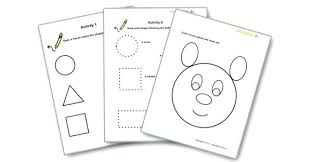 Year Old Worksheets Learning For Y On Fun Printable Activities Olds Free Activity