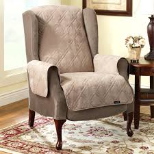 ottoman slipcover for chair and ottoman sure fit sofa slipcovers