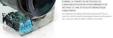 rc7055ah1m a sèche linge condenseur 7 kg lg electronics belgique