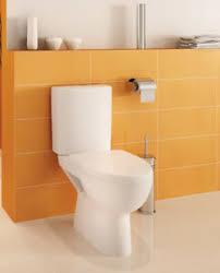 details zu wc toilette stand tiefspüler bodenstehend spülkasten sitz soft cersanit pa