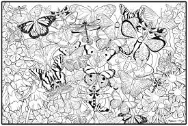 Free Coloring Sheets For Art Galleries In Adult Color Pages