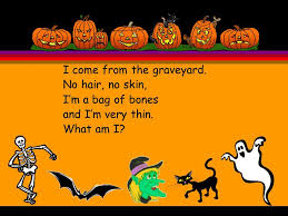 Halloween Jokes And Riddles For Adults by 28 Halloween Riddles For Adults Speechie Freebies Halloween