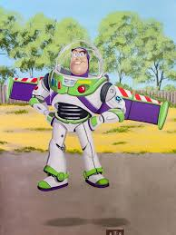Buzz Lightyear Toddler Bed by Buzz Lightyear Toddler Bed Ebay Boys Room Mural With Cars Mcqueen