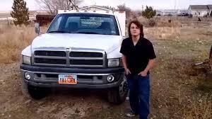 100 First Dodge Truck Jacobs First Truck 2nd Gen Cummins 12 Valve 4X4 5spd 1ton