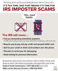 Ky Labor Cabinet Division Of Employment Standards by 20160202 Irs Scams Png