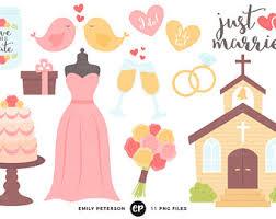 Wedding Clip Art Wedding Dress Clipart Church Clip Art