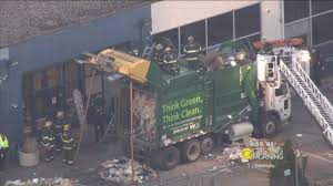 Man Freed After Being Trapped Inside Garbage Truck For 2 Hours « CBS ... Driver Of Miami Dump Truck Involved In Crash On Paid Dump Diaper Prevents Things From Hitting Other Cars First Gear Waste Management Front Load Garbage Garbage Ams Disposal Recycling Truck Services W Bi Flickr Roll Off Container Dimeions Best Resource 1214 Yard Box Ledwell History Of The Dumpster Mass Lrcs Accidents Andy Citrin Injury Attorneys Stock Photos