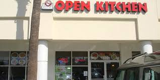 Open Kitchen Chinese Food