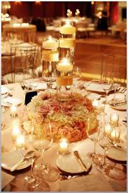 wedding candle centerpieces with flowers Google Search