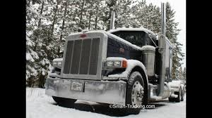 100 Wise Trucking Winter Driving Tips For Truckers YouTube