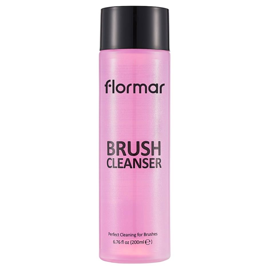 Flormar Brush Cleanser - 200ml