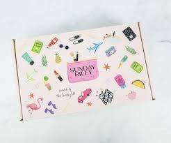 Sunday Riley Box Summer 2019 Review + Coupon - TRAVEL BOX ...