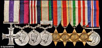 Second Most Decorated Soldier Of All Time by Story Of The Paratrooper Lieutenant Percy U0027clem U0027 Clement Who