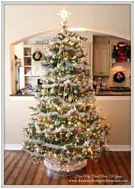 5ft Christmas Tree Walmart by Silver Tinsel Christmas Trees Part 29 National Tree Company 6 5