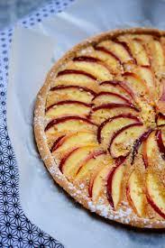 ou trouver de la pate praline recette tarte aux nectarines pâte sucrée à la noisette créme d
