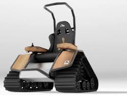 fauteuil tout terrain electrique le véhicule tout terrain ziesel