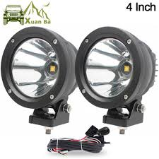 XuanBa 2Pcs 4 Inch 25W Round Led Work Light For AVT Offroad 4x4 Boat ... How To Wire Drivingfog Lights Moss Motoring Universal Super Bright 18 Watt Led Spotlights For Motorcycles Quad Cheap Truck Driving Find Deals On Line 4x4 Led Spot Light Side Lamp Position Off Road Headlights Fog For Jeep Kc Hilites 5 Inch 12 Round Work 36w 10w Blue Safety Forklift 75 Bar Cars Marine Tc X 5d Ultra Long Distance 1224v Vehicle Suv Bars Trucks Best Resource 18w 6000k Waterproof Offroad
