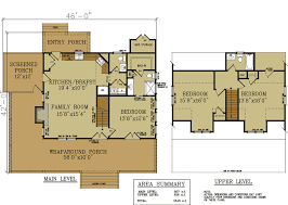 Rustic Cottage House Plan