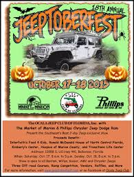 4 Wheel Parts Joins Sponsors At Annual Jeeptoberfest Event In Florida