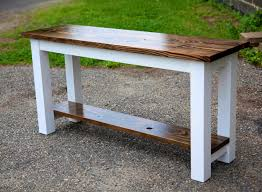 Narrow Sofa Table With Drawers by Bedroom Awesome Sofa Tables Hall Entry Console Table Humble