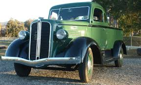 Little Puzzle: 1937 Stewart Coupe Utility