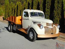 100 1 Ton Trucks Restored 946 Chevrolet Show Truck