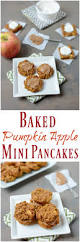 Bisquick Pumpkin Mini Muffins by Pumpkin Apple Baked Mini Pancakes