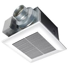 Home Depot Floor Fans by Panasonic Whisperceiling 110 Cfm Ceiling Exhaust Bath Fan Energy