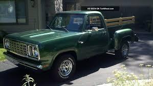 100 Warlock Truck Halloween Comes Early 1979 Dodge II Pickup